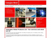swanglenmetalproducts.co.uk Thumbnail