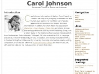 Caroljohnson.net