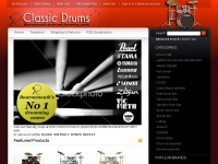 classicdrums.co.uk Thumbnail