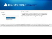Ironmountainconnect.com - Iron Mountain Connect Login