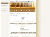 historyarchiveconsultingservices.com