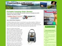 campingsolarshower.com