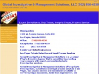 Private Investigator Surveillance Services, Legal Process Server Las Vegas