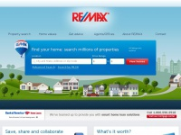 Real Estate Including Residential and Commercial Real Estate | RE/MAX, LLC.