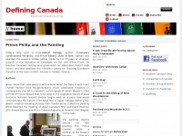 Defining Canada