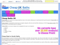 Cheapukbaths.co.uk