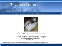 Thomsonjames.co.uk