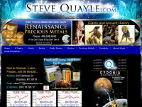 Stevequayle.com - Steve Quayle - Giants - Dead Scientists - Gold Metals - Radio Host
