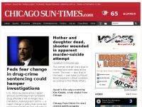 Chicago : News : Politics : Things To Do : Sports | Chicago Sun-Times