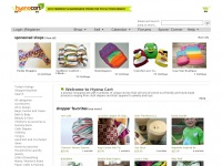 Hyena Cart :: buy and sell handmade and eco-friendly gifts | green products | earth-friendly and family-friendly products