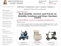 mobility-scooters.co.uk Thumbnail