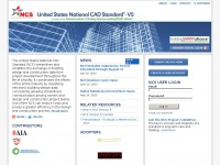 nationalcadstandard.org Thumbnail