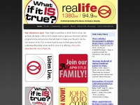 Real Life Radio 1380 & 94.9 - Home
