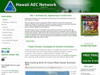 Hawaiiaec.com - Hawaii AEC Network - Architecture, Engineering & Construction in Hawaii