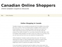 canadianonlineshoppers.ca Thumbnail