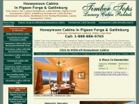 honeymooncabinsinpigeonforge.com