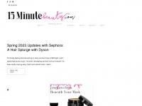 15minutebeauty.com