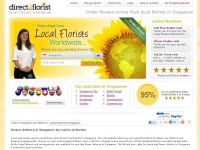 direct2florist.com.sg Thumbnail