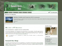 pt-industries.com
