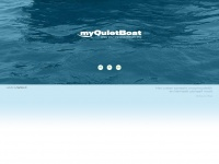 myquietboat.be