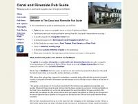 canalandriversidepubs.co.uk Thumbnail