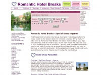 Romantic Hotel Breaks for lovers and couples. Get away on an intimate weekend breaks at very special prices. Idylic countryside retreats and wonderful city breaks in the UK, Europe and the USA. UK Hotels, Europe Hotels, Nice Hotels, cheap hotels, hotel break.