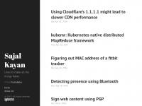 sajalkayan.com