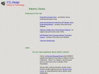 electric-clocks.com