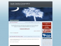 South Carolina Conservative | A Marketplace of Conservative Ideas in SC