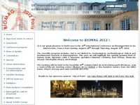 Biomag2012.org