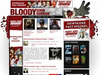 bloodygoodhorror.com