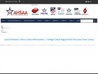 ahsaa.com