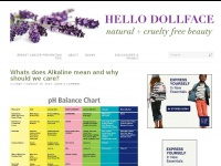 Hello Dollface, lifestyle & natural beauty | healthy lifestyle & natural beauty