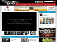 Texas Music Scene - Country Music Artists and Videos from the Texas Music Scene