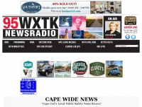 Capewidenews.net - Homepage - News Radio 95 WXTK - Cape Wide News