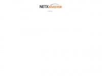 Netxinvestor.com - NetXInvestor - Login
