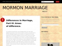 mormonmarriage.wordpress.com