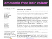 Ammonia Free Hair Colour Dyes- Smart Beauty.
