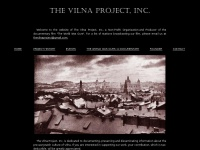 Thevilnaproject.org