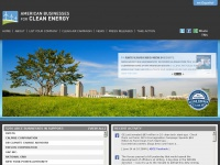 Americanbusinessforcleanenergy.org