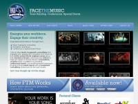 facethemusicblues.com