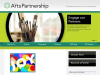 Theartspartnership.net