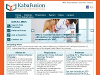 Kabafusion.com - IVIG | IVIG Treatment | IVIG Home Infusion Therapy | Cerritos, CA