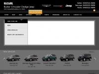 Butlercdj.com - Butler Chrysler Dodge Jeep | Chrysler Jeep Dodge Dealer | Beaufort, South Carolina