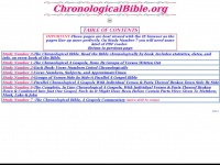chronologicalbible.org