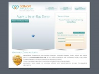 donorapplication.com