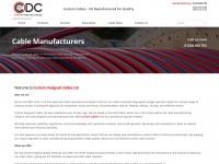 customdesignedcable.co.uk Thumbnail