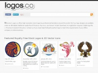 Logos - Royalty Free Stock Logo Designs & 3D Vector Icons