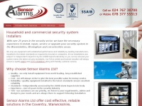 sensoralarms.co.uk