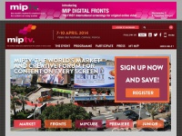 MIPTV - The world's market & creative forum for content on every screen - miptv.com